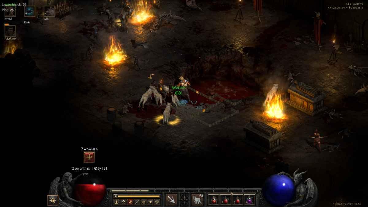 Diablo II: Resurrected - Kultowe miejsce z pierwszego aktu