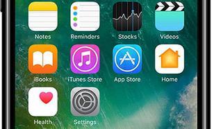 "Apple iPhone 7 ( 4,7"" ; 1334x750 ; 32GB ; 2GB ; czarny Jet Black ; LTE )"