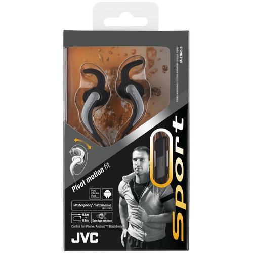 JVC HA-ETR40 Czarne