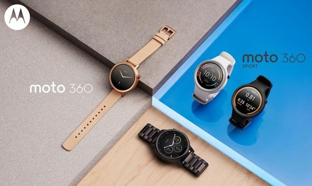 Nowa Kolekcja Zegarków Moto 360 na IFA 2015