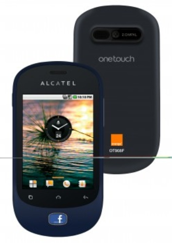 ALCATEL ONE TOUCH 908F Android