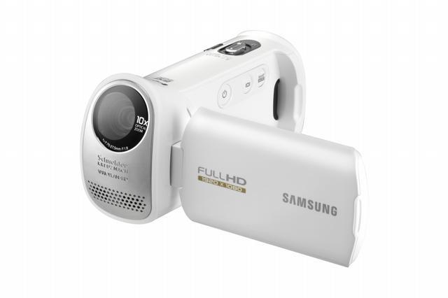 Samsung HMX-T10 - nowa kamera Full HD