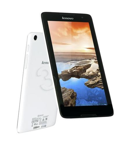 "Lenovo A5500 MT8382 QuadCore 1GB 8"" HD 16GB WiFi A4.2 White 59-407800"