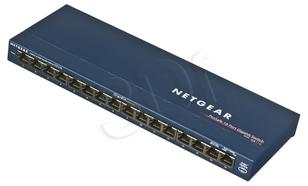 NETGEAR GS116GE 16PT DESKTOP GIGABIT SWTCH