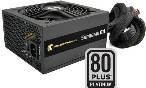 Prezentacja Zasilacza SilentiumPC Supremo M1 Platinum 700 W