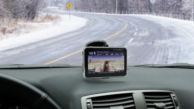 Cruser Sigma B43 - nowa nawigacja GPS