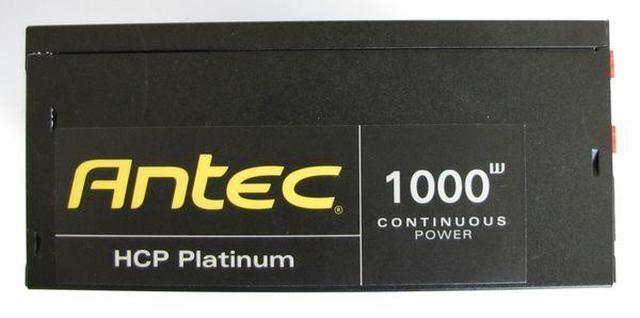 bok Antec HCP 1000W Platinum