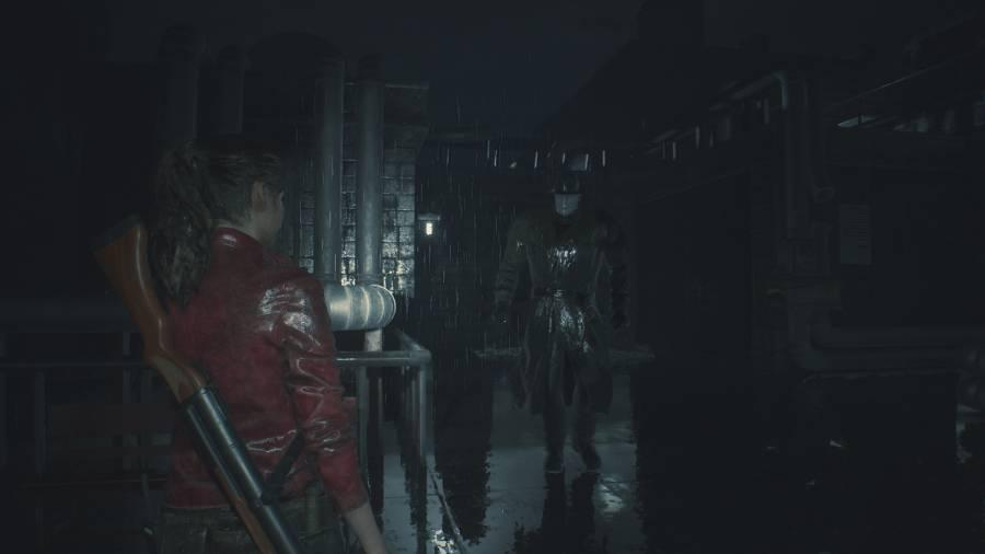 Resident Evil 2 - Uwaga idzie Tyran!