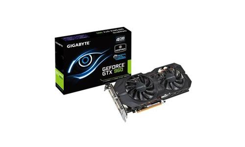 Gigabyte GeForce CUDA GTX960 4GB