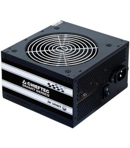 Chieftec GPS-600A8 600W ATX-12V,12cm, actice PFC