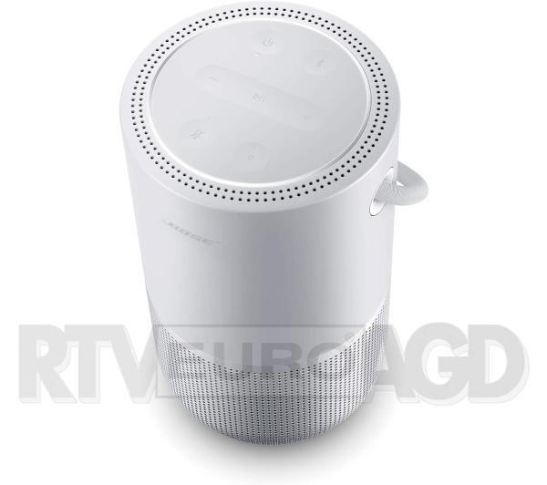Bose Portable Home (srebrny) - RATY 0%