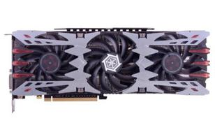 Inno3D GeForce CUDA GTX 980 iChill AirBoss X3 4GB 1329/7000 (DP HDMI 2xDVI) + 3DMark Advanced Edition