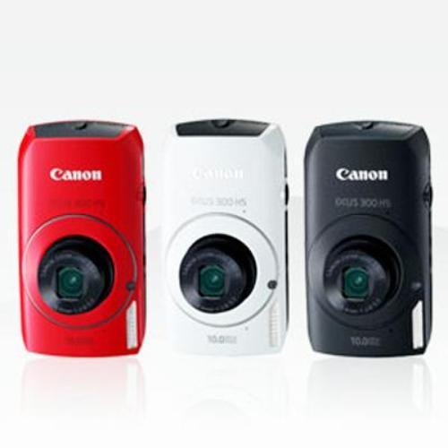CANON Digital IXUS 300 (BIAŁY)