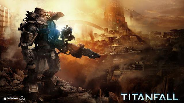 Echa premiery gry Titanfall