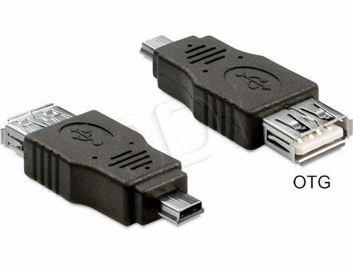 ADAPTER USB MINI BM ->AF USB 2.0 OTG