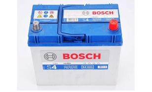 Bosch Silver S4