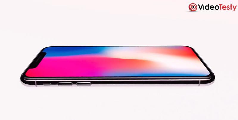 iphone x ma nietuzinkowy design