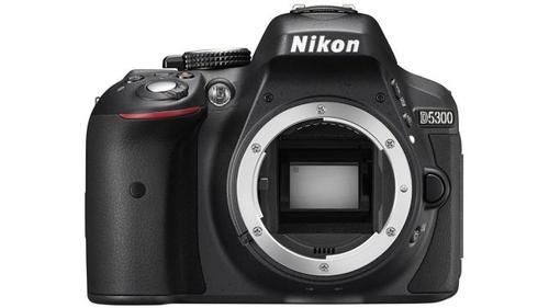 Nikon D5300 Czarny + 18-105mm