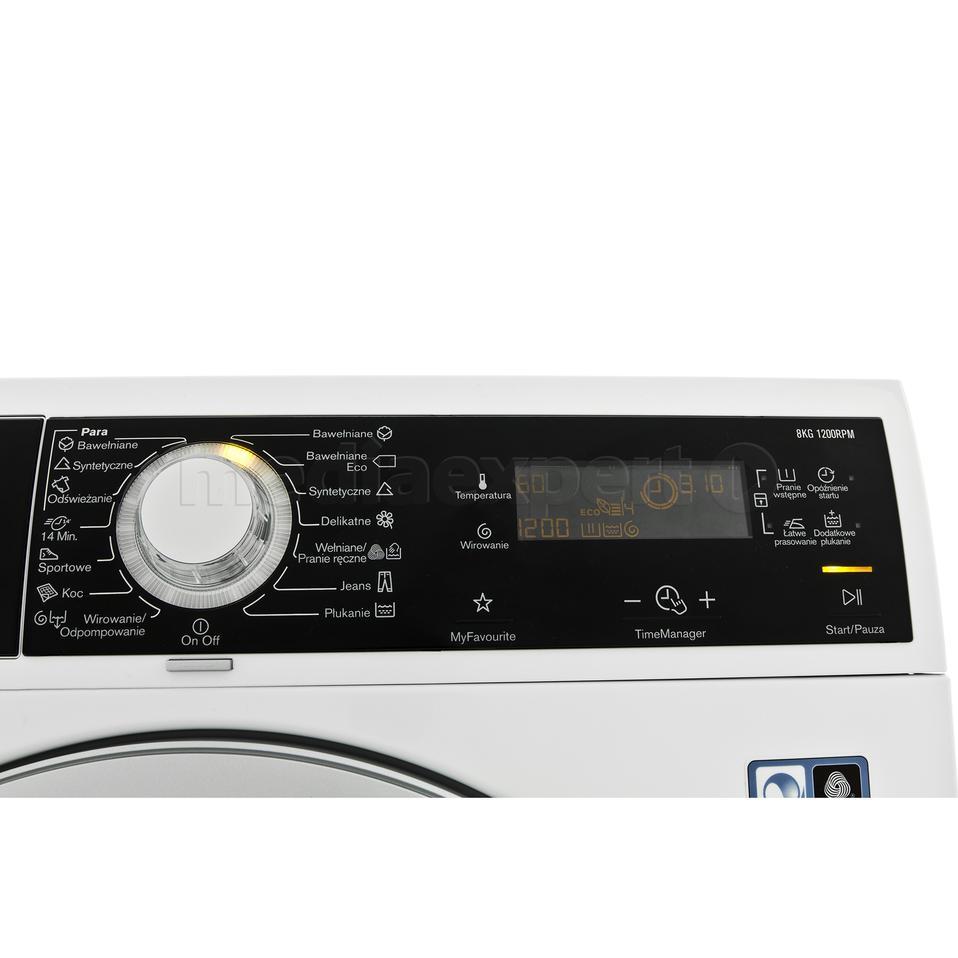 ELECTROLUX EWF 1287 EMW z funkcją pary