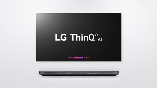 Najnowsze telewizory z serii ThinQ będą zaprezentowane na targach CES 2018