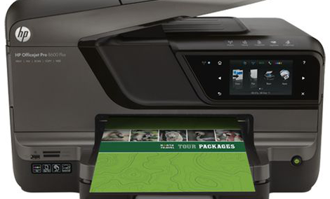 HP OfficeJet Pro 8600 Plus [TEST]