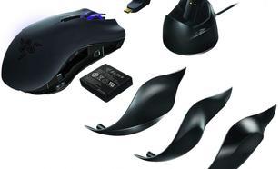RAZER Mysz NAGA EPIC 5600DPI (WIRELESS&WIRED)