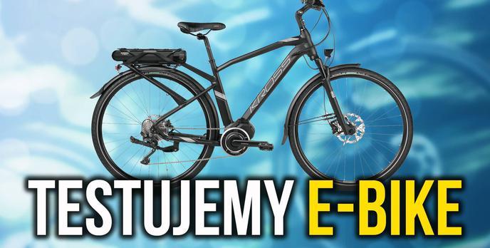 Przetestowaliśmy E-Bike za 10 Tysięcy Złotych! Kross Trans Hybrid 5.0