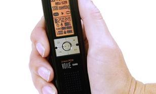Diasonic DDR-5300 - zaawansowany dyktafon