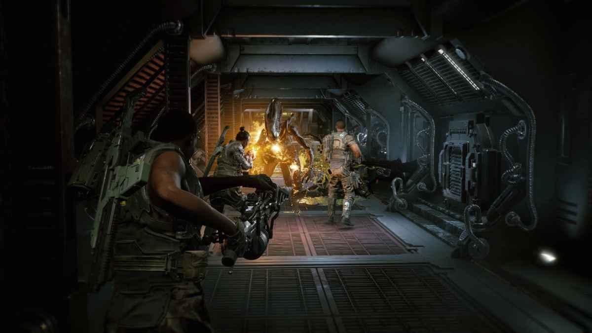 Aliens: Fireteam Elite - Można pograć ze znajomymi