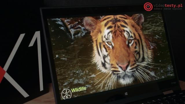 Lenovo Yoga X1 v2 jako tablet