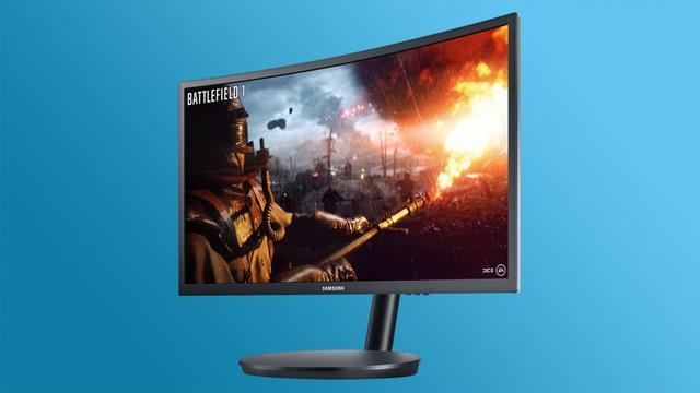 Gamingowe Monitory Samsunga w Przedsprzedaży z Grą Battlefield 1