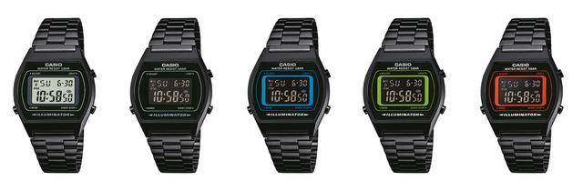 Retro wciąż w modzie - zegarki z serii B640