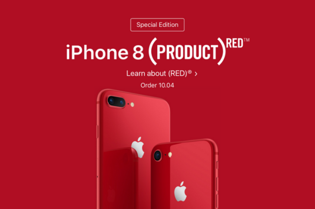 iPhone 8 (Product RED)