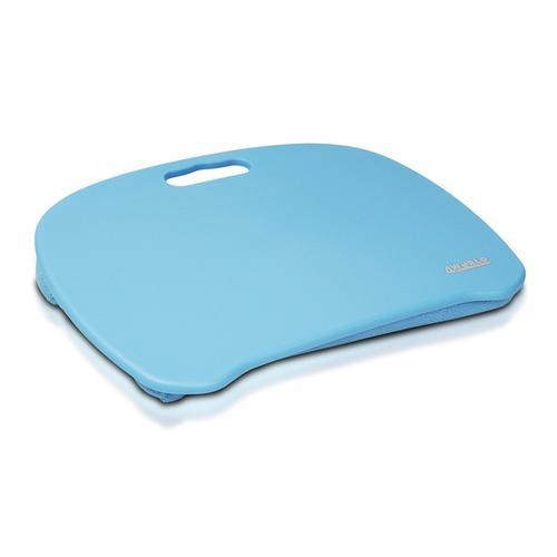 4World Podstawka do laptopa 15.6 cali niebieska
