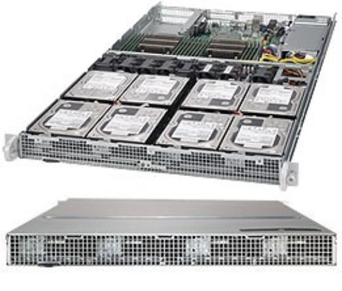 Supermicro SuperServer 6018R-TD8 SYS-6018R-TD8