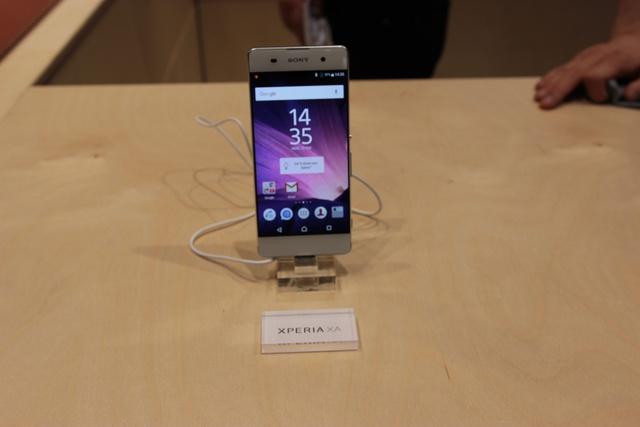 Sony Xperia X - MWC 2016