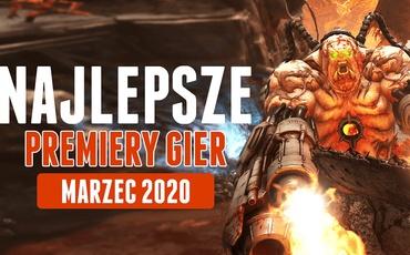 Najlepsze Premiery Gier Marzec 2020 - Doom Eternal, Half-Life: Alyx