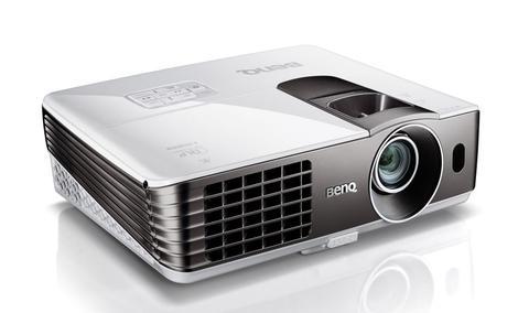 Dwa biznesowe projektory BenQ - MX720 (XGA) i MW721 (WXGA)