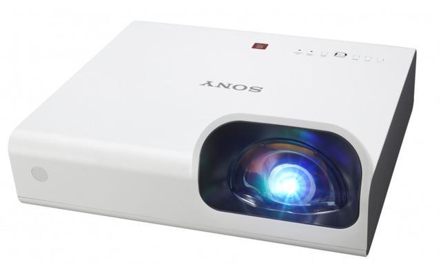 Nowe projektory krótkiego rzutu od Sony