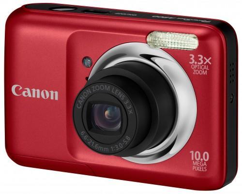 CANON PowerShot A800 (CZERWONY)