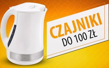 Czajnik elektryczny do 100 zł | TOP 5 |