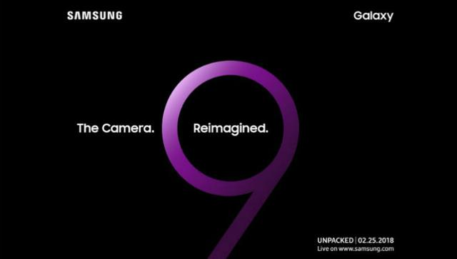 Premiera Galaxy S9