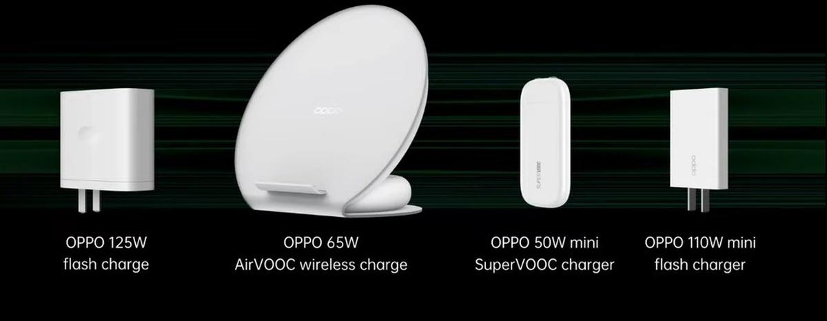 Nowe ładowarki Oppo pozwolą przejść płynnie w erę 5G