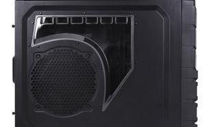 Thermaltake Overseer RX-I USB 3.0 Window HDD Dock (120mm 2x200mm, LED), czarna