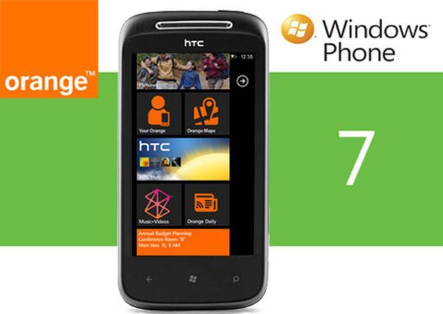HTC 7 Mozart - pierwszy telefon z Windows Phone 7 już w Orange