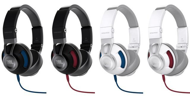 JBL Synchros S300 - prezentacja słuchawek nausznych