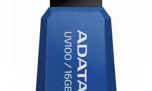 A-Data DashDrive UV100 16GB USB2.0 niebieski- mini