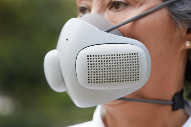 ATMOBLUE pomaga oddychać w zanieczyszczonych miastach
