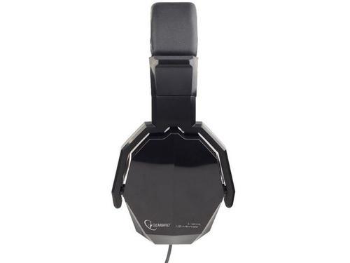 GEMBIRD Słuchawki 5.1 z mikrofonem i wibracją MHS-5.1VU-001 (z regulacją głośności)
