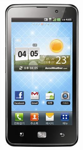 LG Swift LTE